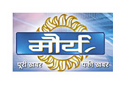 maurya tv logo